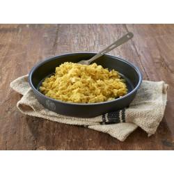 Sublimuotas maistas Vištiena su ryžiais karyje
