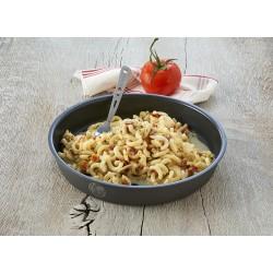 Sublimuotas maistas  makaronai su lašiša