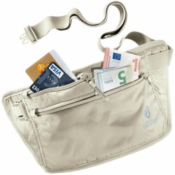 Piniginė Deuter Money Belt II sand