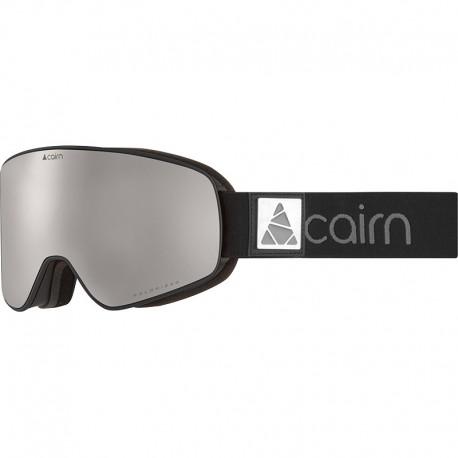 Slidinėjimo akiniai Cairn Polaris Mat Black/Silver