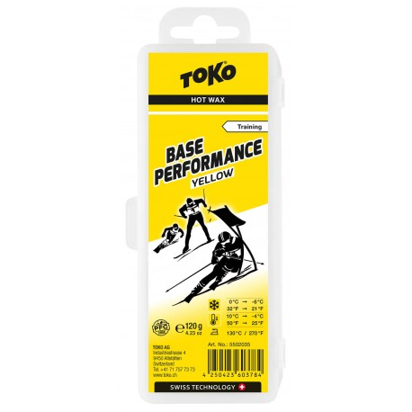 Base Performance Yellow